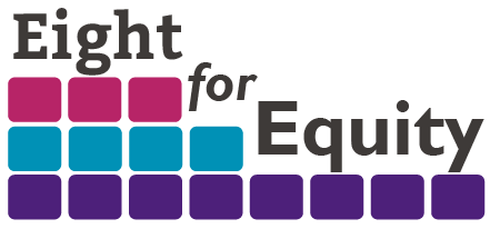 Eight For Equity Logo 01